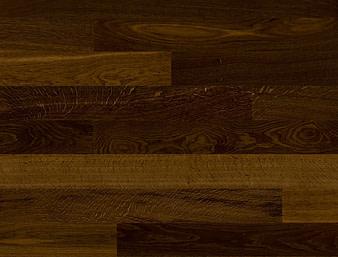 Eiche geräuchert/Chêne fumé/Rovere fumé Ohne Bürstung Klebeparkett naturgeölt ohne Fase 1 Trendpark 1450x130x11mm 2.64m2/Packet