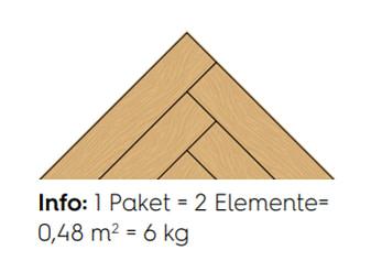 """Eiche Adagio weiss - Fischgrät Klick - Gebürstet Klick Parkett Live Natural Öl gefast 3 14x138x690 0.95m2/Packet <strong>A-Dielen und B-Dielen müssen zusammen bestellt werden.</strong> <em>Details: runter scrollen und auf Beschreibung klicken</em> <strong>Download:</strong> <a href=""""https://schweizer-parkett-restposten.ch/wp-content/uploads/Preisliste_BOEN_2021_d.01.pdf"""" target=""""_blank"""" rel=""""noopener"""">Prospekt/Listenpreise</a>"""