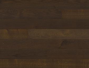 Eiche geräuchert 14/Chêne fumé 14/Rovere fumé 14 Ohne Bürstung Klebeparkett matt versiegelt gefast 1 Casapark 2200x139x14mm 3.06 m2/Packet