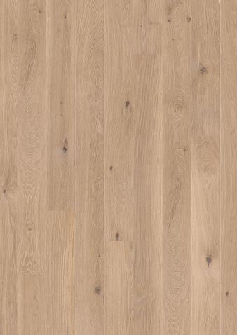 138mm breite Diele Eiche Animoso, weiss pigmentiert Ohne Bürstung Klick Parkett Live Natural Öl gefast 1 Landhausdiele 138x2200x14mm 3.04m2/Packet