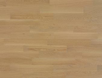 Eiche Caffelatte Ohne Bürstung Klebeparkett matt versiegelt ohne Fase 2. Wahl 1 Cleverpark 1250x100x9.5mm 2.00m2/Packet