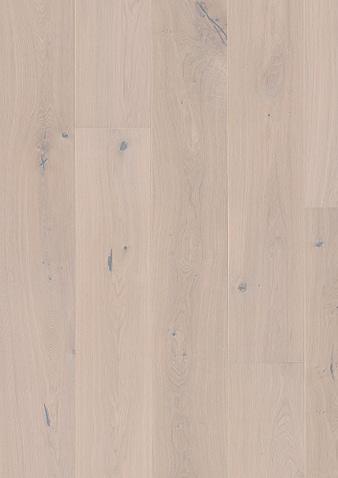 300mm breite Diele Eiche Pearl perlweiss pigmentiert Chaletino Ohne Bürstung Klick Parkett Live Natural Öl gefast 1 Landhausdiele 300x2750x15mm 1.65m2/Packet