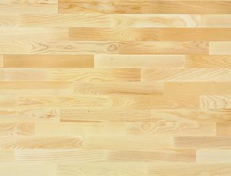 Esche Ohne Bürstung Klebeparkett matt versiegelt ohne Fase 2. Wahl 1 Monopark 470x70x9.6mm 2.11m2/Packet