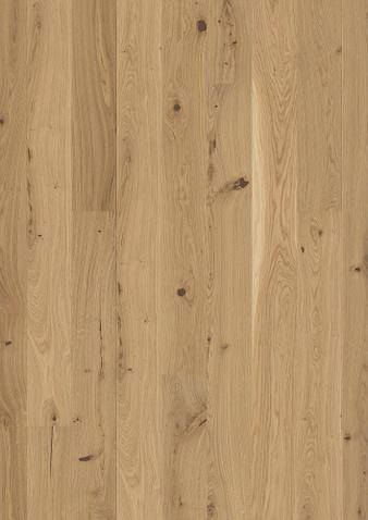 181mm breite Diele Eiche Authentic Rohholz-Optik, gebürstet roheffekt Klick Parkett Live Natural Öl gefast 1 Landhausdiele 138x2200x14mm 3.04m2/Packet