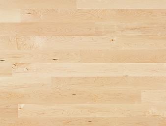 Ahorn kanadisch Ohne Bürstung Klebeparkett matt versiegelt ohne Fase 2. Wahl 1 Cleverpark 1250x100x9.5mm 2.00m2/Packet