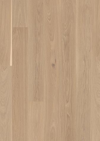 181mm breite Diele Eiche Andante, weiss pigmentiert Gebürstet Klick Parkett Live Pure Lack gefast 1 Landhausdiele 181x2200x14mm 3.19m2/Packet