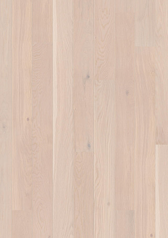 138mm breite Diele Eiche Pearl perlweiss pigmentiert Ohne Bürstung Klick Parkett Live Natural Öl gefast 1 Landhausdiele 138x2200x14mm 3.04m2/Packet