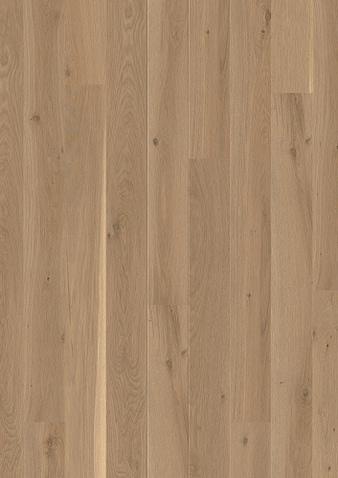 138mm breite Diele Eiche Sand sandfarben pigmentiert Ohne Bürstung Klick Parkett Live Natural Öl gefast 1 Landhausdiele 138x2200x14mm 3.04m2/Packet