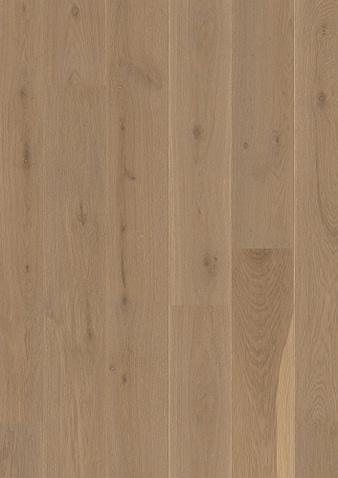 209mm breite Diele Eiche Sand sandfarben pigmentiert Ohne Bürstung Klick Parkett Live Natural Öl gefast 1 Landhausdiele 209x2200x14mm 2.76m2/Packet